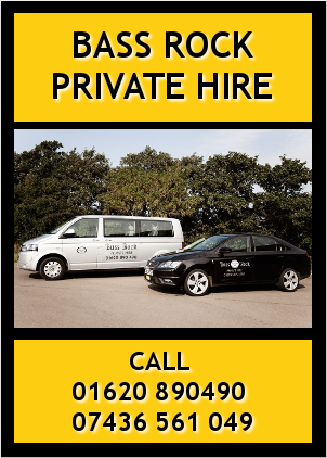 bass rock private hire